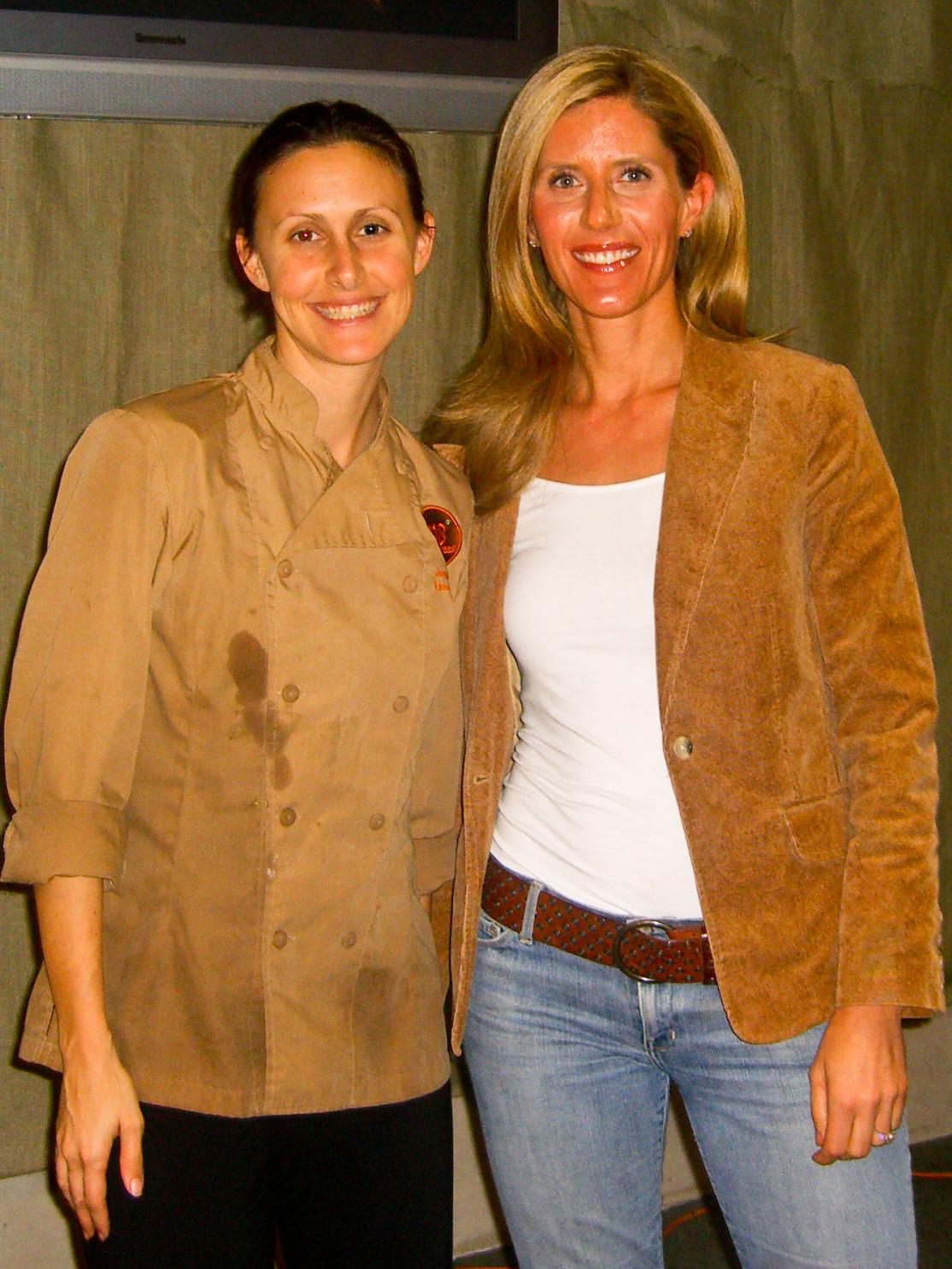 Me & Chef Jenny Ross