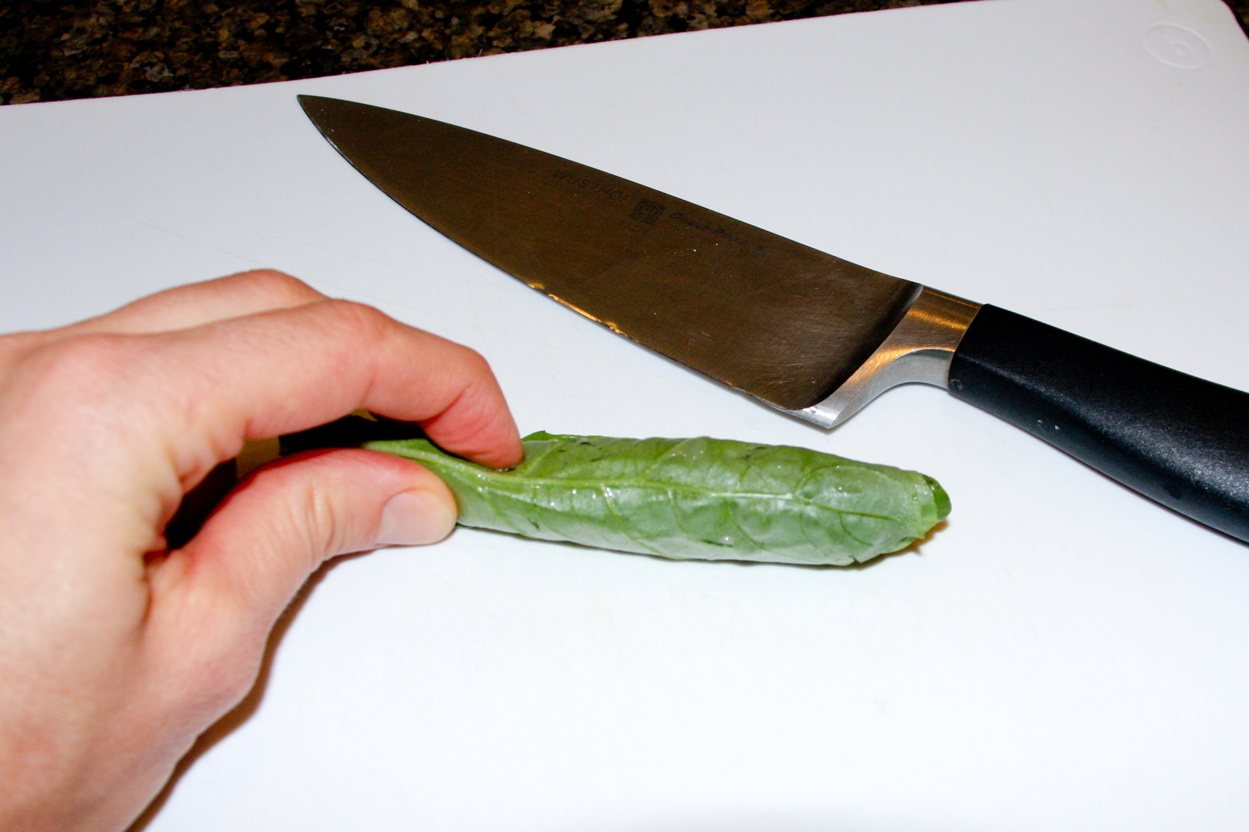 Roll the Basil
