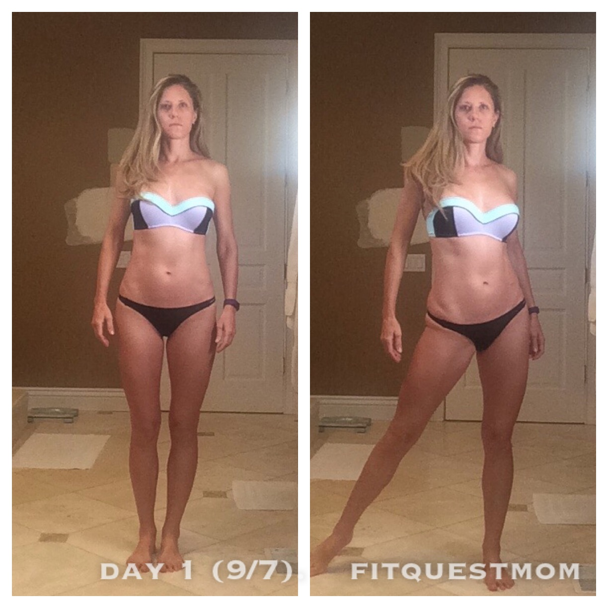 Gretchen Tseng FitQuestMom 8 Weeks to 40 years old