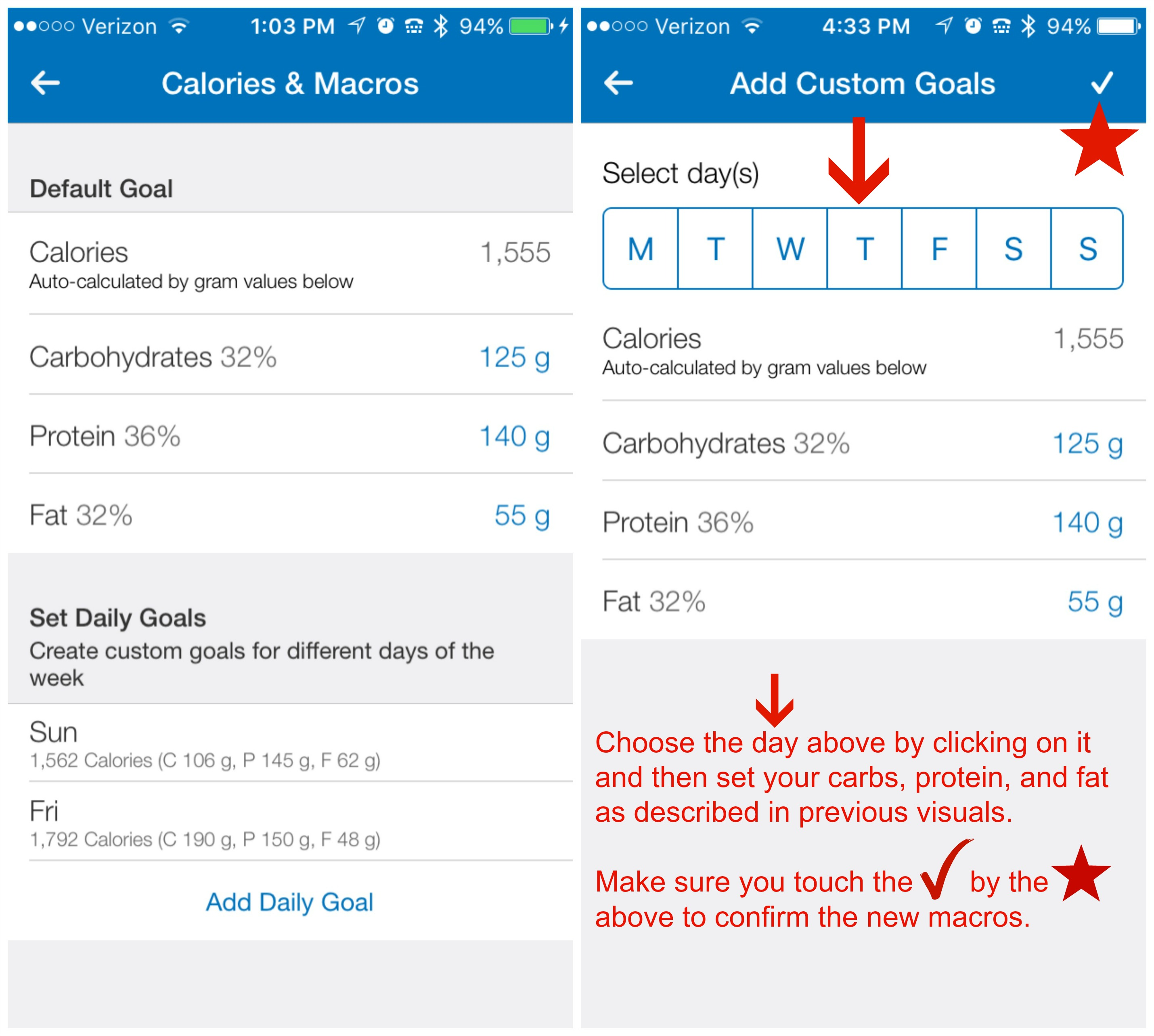 10.5 Diff Goals By Day Detail MFP Premium