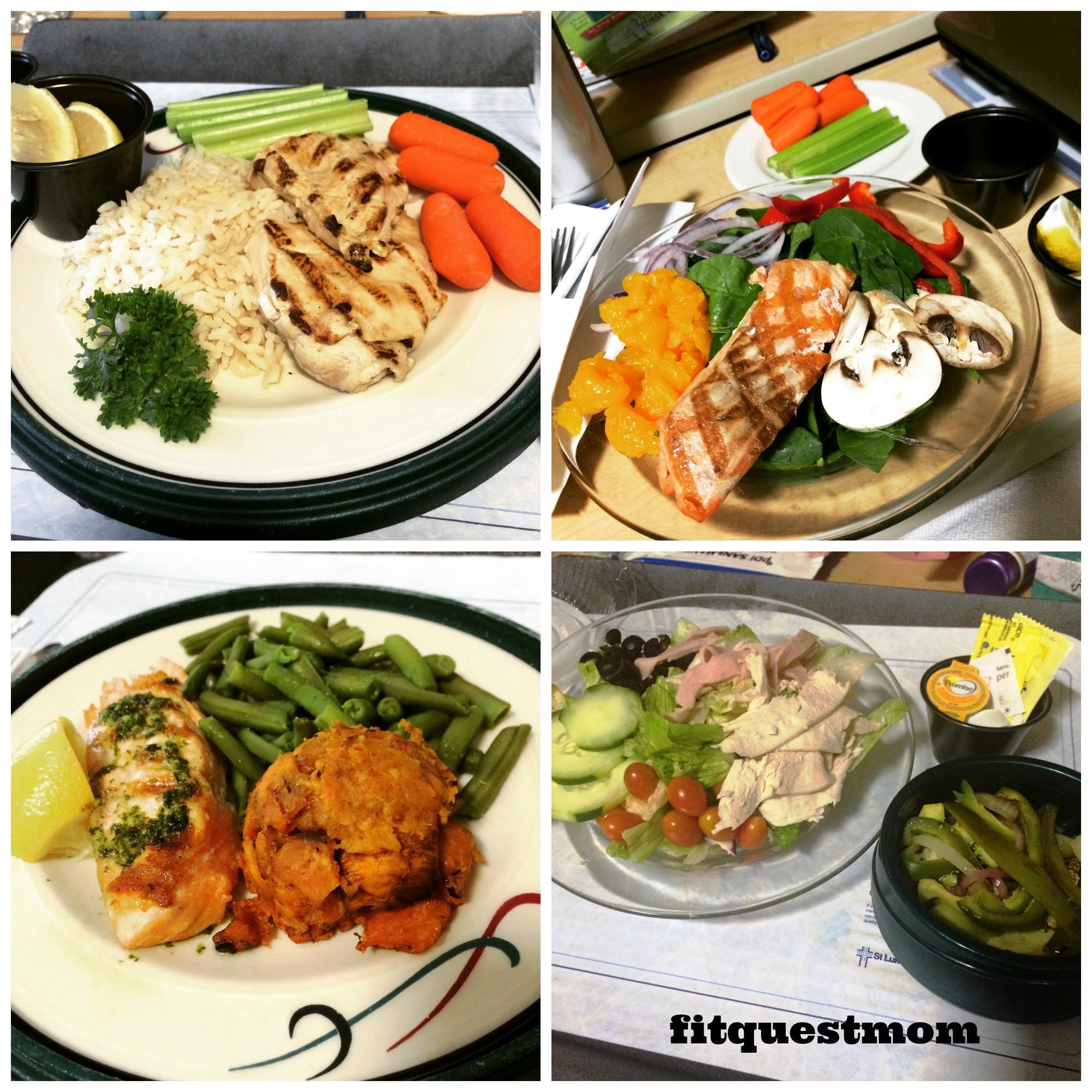 hospital meals healthy